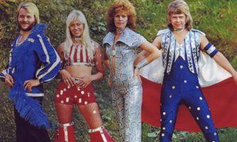 Дикие костюмы ABBA. Точный расчёт учителя зоологии?