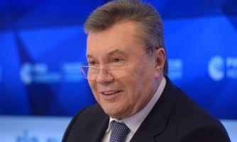 «Крымское дело». Янукович обвиняется в госизмене