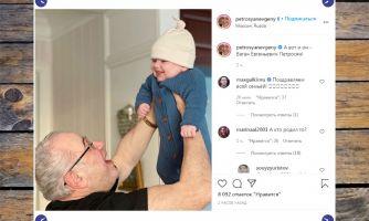 Евгений Петросян. Молодой отец и старый юморист
