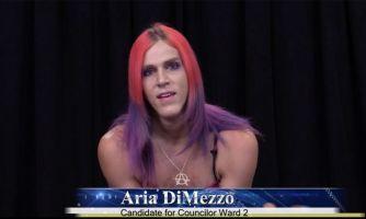 Трансгендерная анархо-сатанистка может стать шерифом