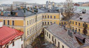 Ивановская горка. Усадьбы в переулках столицы