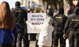 Белорусский протест. Мирный и массовый