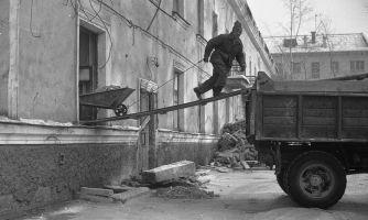 Как выглядели советские рабочие?