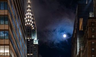 Ночной Нью-Йорк. Город, который не спит