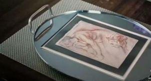 Как и почему рисунок Гойи появляется в «Доводе»?