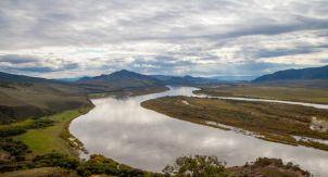 Гора Спящий Лев (Омулёвка) в Бурятии