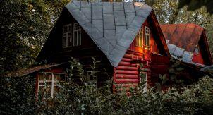Странная деревня почти в центре Москвы,