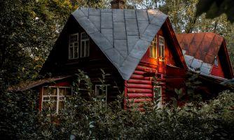 Странная деревня почти в центре Москвы