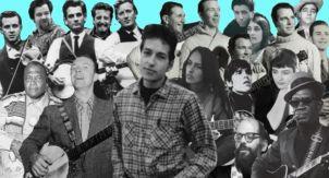 Кто вдохновлял Боба Дилана