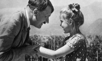 Гитлера и еврейскую девочку разлучил Борман