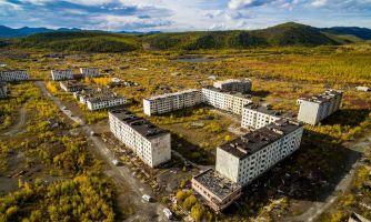 5 поселений-призраков. Заброшенные города и деревни