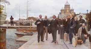 «Философский пароход» в цитатах и картинках