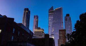 Не хотите погулять по ночному Нью-Йорку?