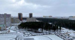 Осень в Сургуте