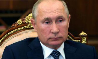 О прогрессирующем параличе президента Путина