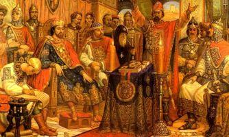 Подлинная родословная русских князей