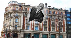 «Националь». Петух, свалка мусора и Саркози