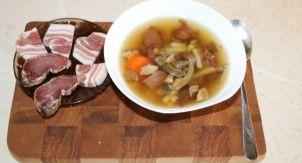 Лёгкий и быстрый суп