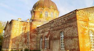 Покровская церковь в Большой Пурге