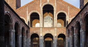 Сант-Амброджо. Вторая по значимости церковь Италии
