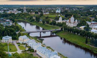Россия. Зачем ехать в Торжок?