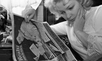 Лица советской эпохи. Ирина Скобцева