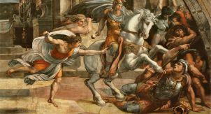 Тайна фрески Рафаэля
