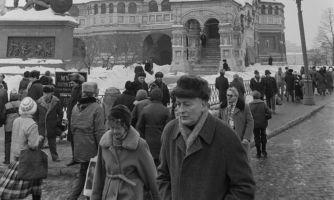 Крепкие браки в СССР и разводы после его распада