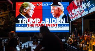 Агрессивный Байден и Трамп — враг своих избирателей