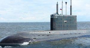 На одну подводную лодку в России стало больше