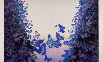 Ёсида Тидзуко. Японская художница-модернист