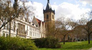 Прага 10 лет назад