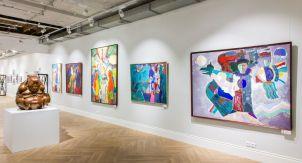 Где можно приобщиться к современному искусству в РФ?