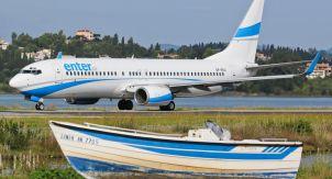 Корфу-2020: авиационные фотографии