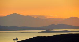 Остров Томящегося Солнца. Мыс Гамова