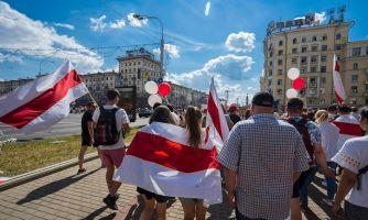 100 дней белорусского протеста