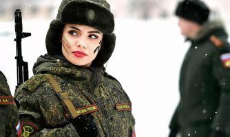 Почему россиянок не призывают в армию
