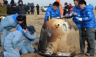 Ограбление Луны по-китайски. Новости космонавтики