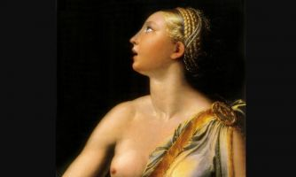 «Лукреция». Тема суицида в мировой живописи