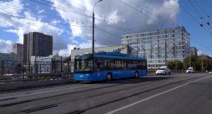 Какой бы могла быть троллейбусная сеть в Москве