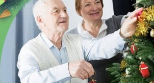 Подарим новогодний праздник бабушкам и дедушкам!