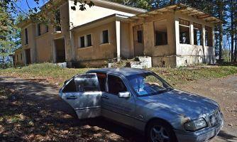Разруха и забвение. Дача Сталина в грузинском Цхалтубо