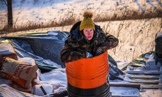 Сибирская жара. Рассказ о потрясающем приключении