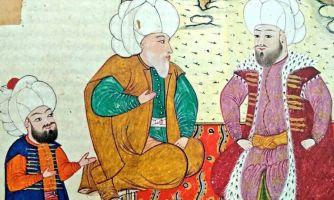 Кто и как судил в арабском халифате