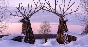 Северными дорогами. Назад в зиму