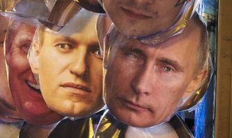 А вы можете отличить Навального от Путина?