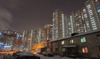 Один морозный день в Сургуте