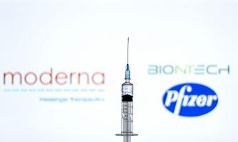 Анафилактические реакции на Pfizer-BNT и Moderna