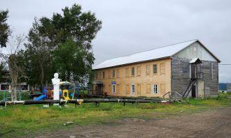 Устье Амура и районы Николаевска