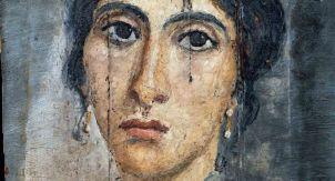 Ищем самый старый портрет анфас